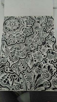 #abstract#black&white#draw