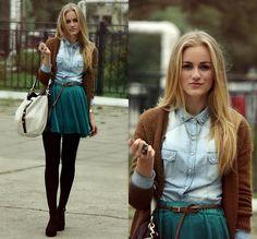 октябрь.. (by Natasha Motorina) http://lookbook.nu/look/4098832-