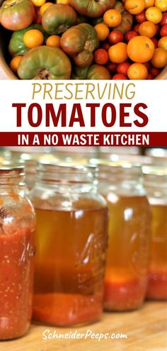 Canning tomatoes is a great way to stretch your grocery budget and bottle up the flavor of summer to enjoy all year long. I like to preserve every possible bit of the tomatoes, after all growing tomatoes takes time and energy. Learn how I quickly turn tomatoes into canned tomatoes, dehydrated tomatoes, tomato powder, and tomato juice in this step by step guide. #FromScratch #Homesteading #PreservingFood #SimpleLiving Preserving Zucchini, Preserving Tomatoes, Tips For Growing Tomatoes, How To Peel Tomatoes, Preserving Food, Canning Tomato Juice, Canning Tomatoes, Canning Tips, Canning Recipes