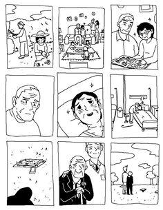Pretty Boy comic 10 by omocat Pretty Boy Comic, Pretty Boys, Gay Comics, Cute Comics, Playlists, Funny Cartoons, Funny Jokes, Manga Anime, Cute Couple Art