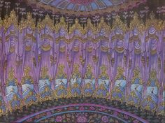 The Twelve Dancing Princesses by Errol Le Cain