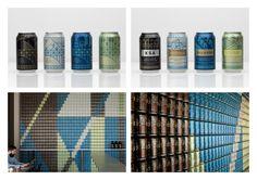 The Dieline Awards 2016: Fort Point Beer- Manual — The Dieline - Branding & Packaging