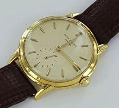 Vintage Patek Philippe Ref.2484 18k Gold 32mm Hand-Winding Watch NO RESERVE!!!!! https://t.co/9TpQS6F48L https://t.co/hIhM03VzDZ