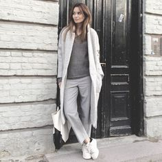 No-one embodies effortless daywear quite like the Scandinavians, with their uncomplicated palettes, simple separates and luxe tailoring. Find out how to get the look on our blog. #newlook #fashion
