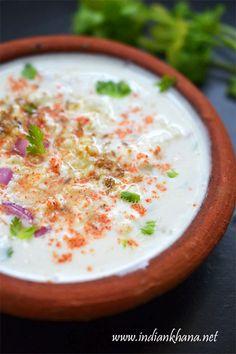 ... Curries (kadhi) / Raita on Pinterest | Yoghurt dip, Yogurt and Curries