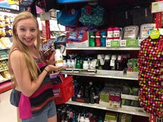 @sheilagregoire of To Love Honour and Vacuum does a huge back-to-school shop at Staples!