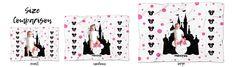 Magical Girl Mouse Milestone Blanket- Limited Edition Fleece - Small Fleece Blanket (40x30)