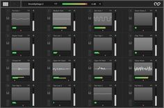 DrumSpillage Drum Synth Pad Editor