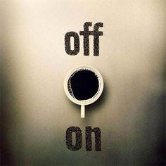 Coffee switch ♥