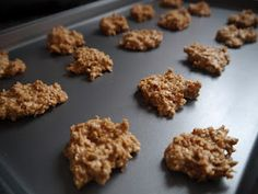 Oatmeal Protein Cookies on Pinterest | Recipe, Chocolates and Protein