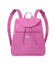 cinch backpack #lilac #baggallini #travel