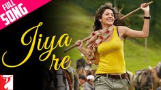 """Great song! Jiya Re - from the Bollywood film """"Jab Tak Hai Jaan"""". In this scene, the documentary producer sings and dances-while doing a story on the main hero-a military man who fights terrorism. At the end, she finally gets him to crack a smile and dance"""