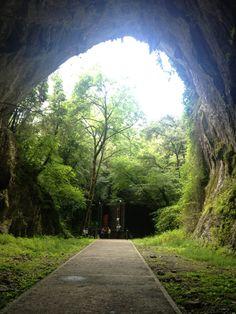 Cueva Cullalvera in Ramales de la Victoria, Cantabria