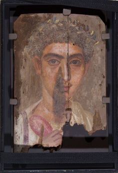 New Insights into Egyptian Mummy Portraits - Archaeology Magazine