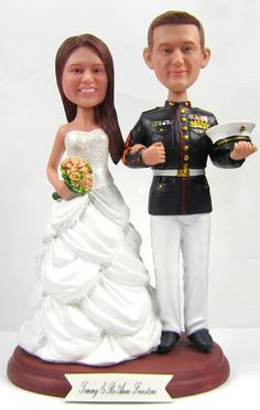 wedding topper!! too caute!! will need this one for our wedding for sure!!