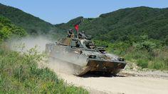 ROK Army K21 IFV [3256 x 1824]