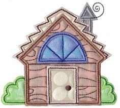 Embroidery | Free Machine Embroidery Designs | Bunnycup Embroidery | Camping Applique