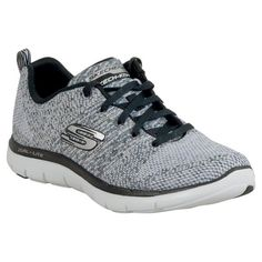43159cb32194 Sketchers Flex Appeal 2.0 - High Energy Women s Athletic Sneaker