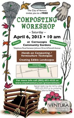 Veggie Wagon Community Garden Flyer1jpg 27653450