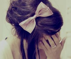 Oh how I love bows