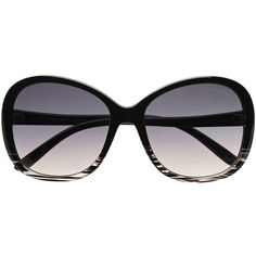 Witchery Gretta Sunglasses ($72) ❤ liked on Polyvore