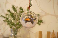 Weihnachtskugel-DIY