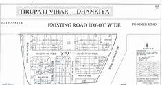 Tirupati Vihar Sirsi Road Dhankiya Jda Approved 111 sq yds Plot for Sell