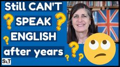 You've been studying English for years and you still can't speak it. Why is that? In this video I explain why you've been studying English for years and you still can't speak it. If you follow my advice you will definitely improve your English speaking even if you've been studying it for years without improving your speaking skills. Speak English Fluently, Improve Your English, English Study, Explain Why, Studying, Improve Yourself, Advice, Tips, Study