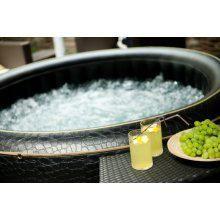 Tub, Luxury, Outdoor Decor, Home Decor, Bathtubs, Decoration Home, Room Decor, Home Interior Design, Bathtub