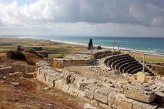Kourion - Theatre | Flickr - Photo Sharing!