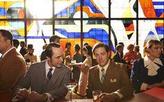 PETE CAMPBELL & TED CHAOUGH   Vincent Kartheiser & Kevin Rahm   ©Frank Ockenfels, AMC.