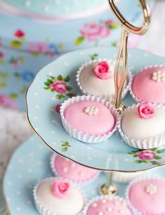 Lulu's Sweet Secrets: Rose Water and Pink Peppercorn Brigadeiro