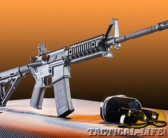 6ab2eccb6e3 SNEAK PEEK at what s inside the RIFLE FIREPOWER May issue  COLT ALL-DUTY AR