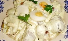 Griekse Aardappelsalade Met Yoghurt Dressing recept | Smulweb.nl