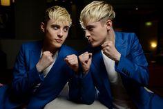 John and Edward Australian photo shoot!
