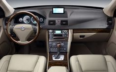 Volvo XC90 interieur