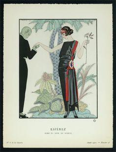 Barbier, George - bar.01 - Esperez, La Gazette du Bon Ton