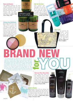I can call this design one of my own! Pink Magazine's Product Layout for Summer. New products for a New You! Product Photography by Elizabeth Millen & Design by Lindsay Gifford (Beaufort County, SC)