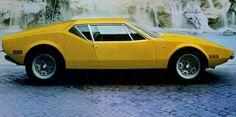 KATE 1971 DeTomaso Pantera - Buscar con Google