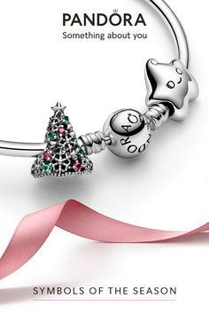 Disney Pandora Bracelet, Pandora Jewelry, Pandora Charms, Christmas Gift Guide, Christmas Tree, Cute Jewelry, Jewlery, Christmas Flower Arrangements, Tree Necklace