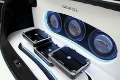 Alpine audio install in a Hyundai Genesis   car audio   Pinterest ...