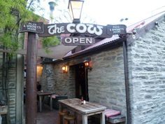 If you're in Queenstown, New Zealand, you HAVE to try The Cow! Best pizza ever.