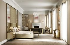 TOP Interior Designers - Katharine Pooley_See more inspiring articles at: www.delightfull.eu/en/inspirations/