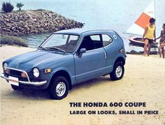 Honda Z600 US Flyer 1971