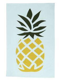 ananas formes géométriques Pineapple: