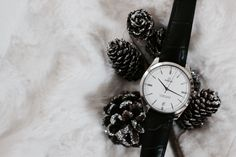 OMEGA De Ville Trésor // Wrapped With A Beau • 2015 Holiday Gift Guide — the BEAU