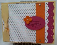 Happiness ALways by cheeriolafs - Cards and Paper Crafts at Splitcoaststampers