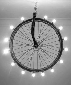 Recycle lights