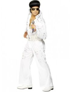 Elvis Costume with Jewels