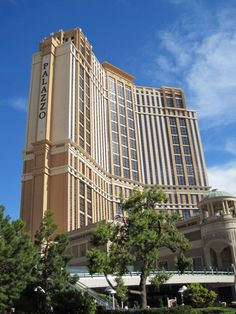 I love the Palazzo Hotel, great service, nice rates and friendly service!